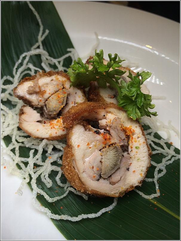 Mini Kaiseki chicken