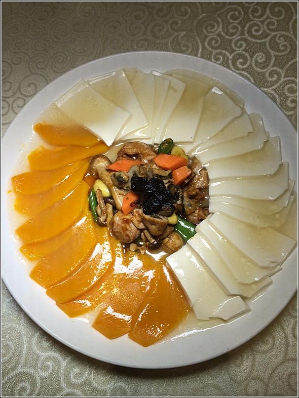 Parkroyal CNY dish