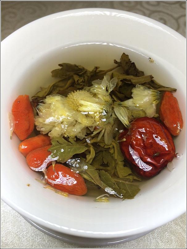 Parkroyal CNY tea