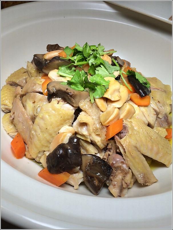 Parkroyal Chicken dish