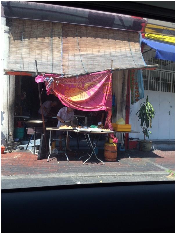 Penang Best Egg Tart Carnavon Street