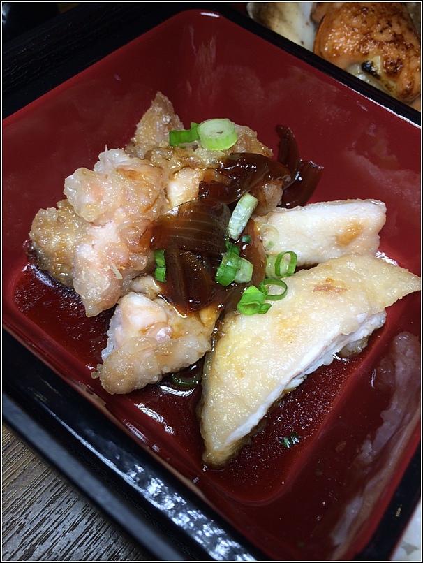 Sakae sushi bento set