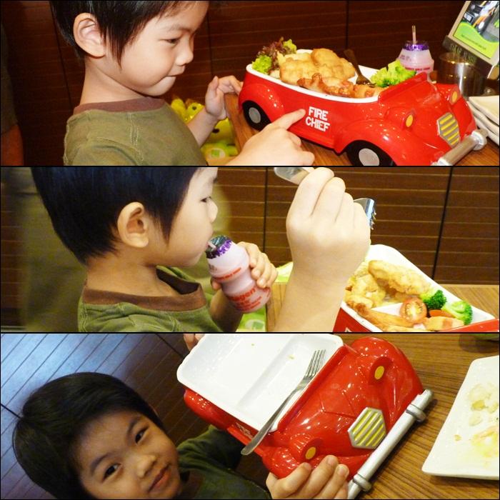 Sakae sushi kids meal