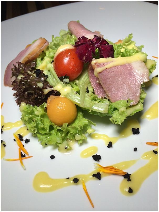 shepherdoo valentines duck salad