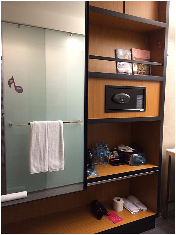 Aloft KL room review 4