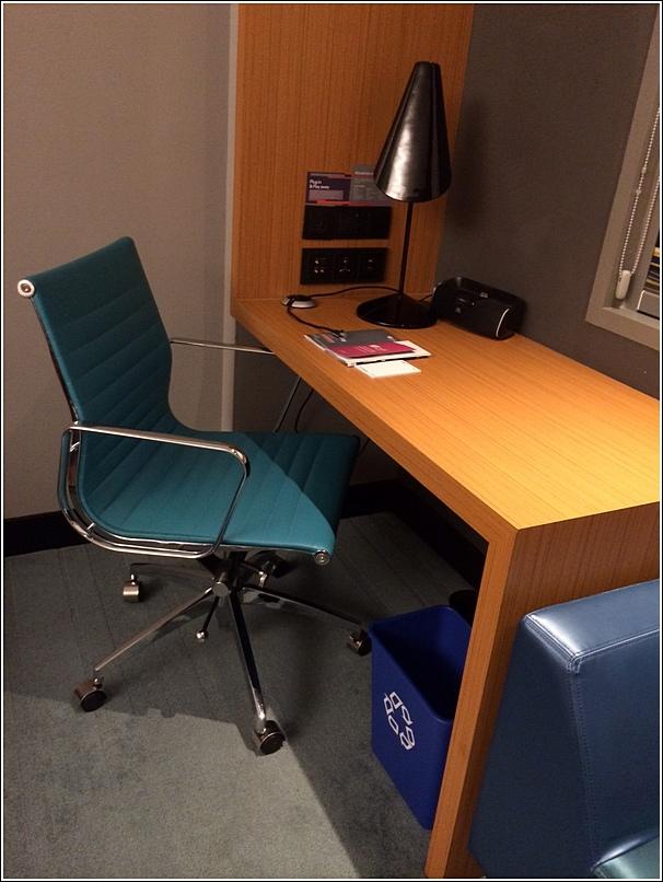 Aloft KL room review 5