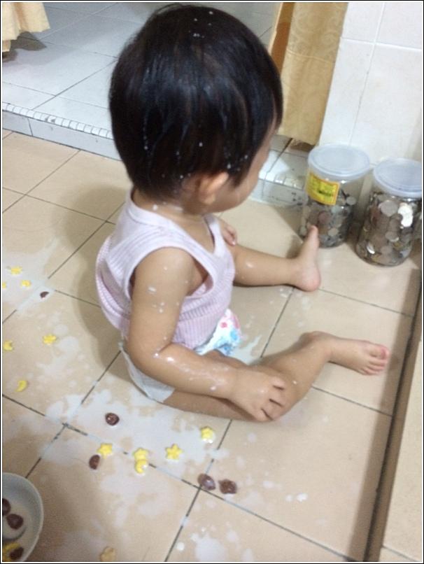 Ayden milk bath