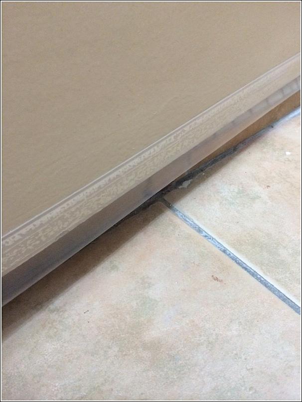 Door insulating tape diy 4