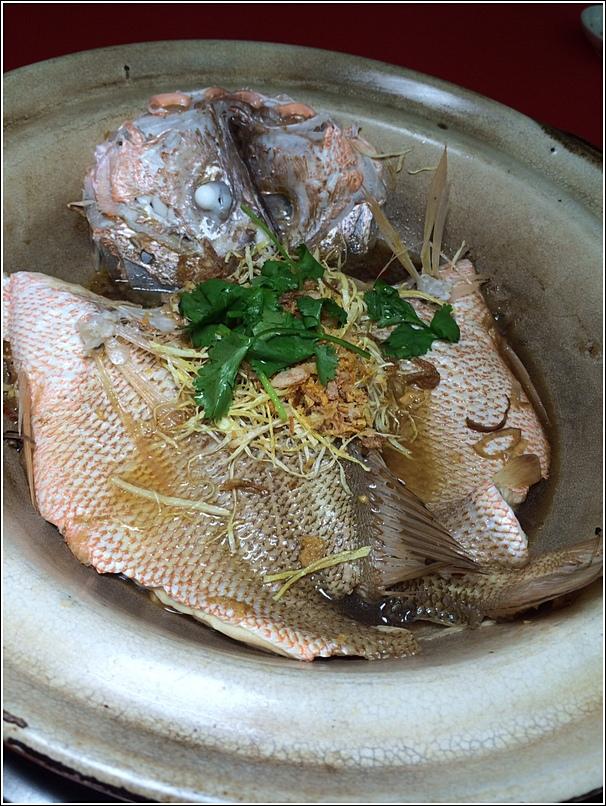 Leng Loong Claypot fish