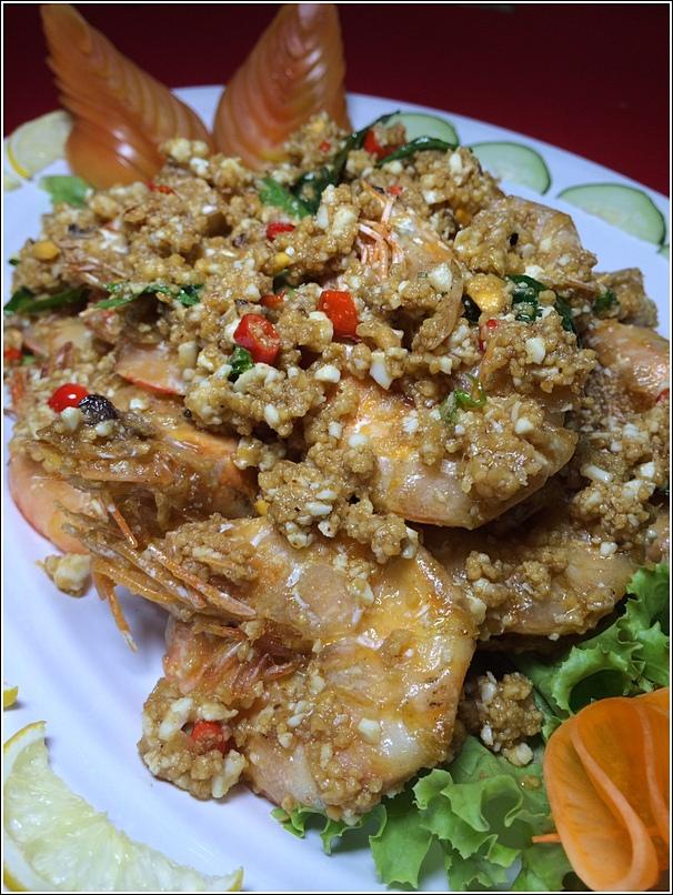 Leng Loong prawns