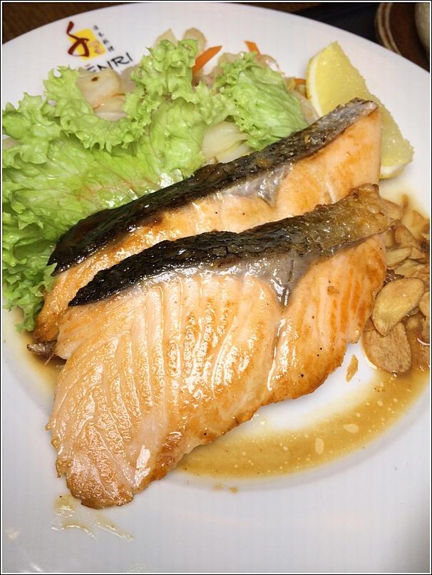 Xenri Salmon bento 1