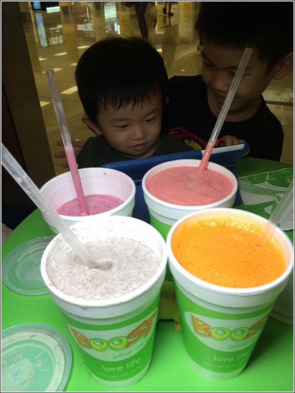 Boost Juice 1 Utama