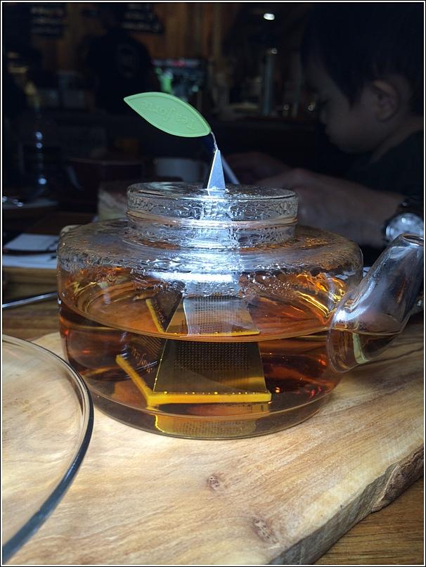 Caffe Crema Earl Grey