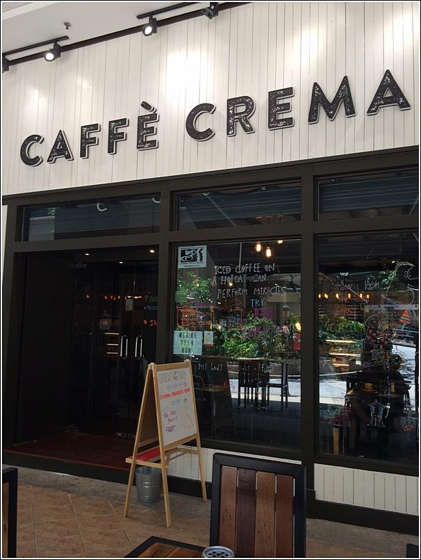 Caffe Crema Mont Kiara
