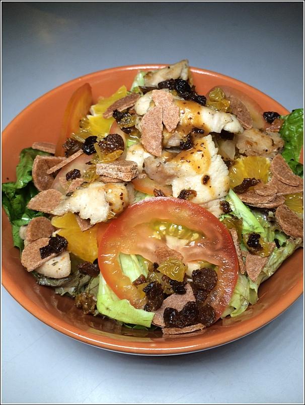 Ecole P salad