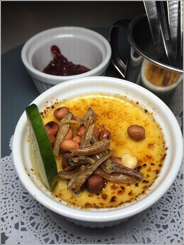 Ecole dessert nasi lemak