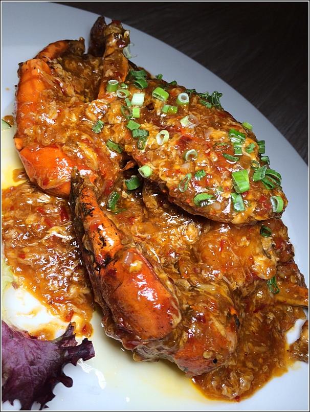 Parkroyal marine harvest kam heong crab