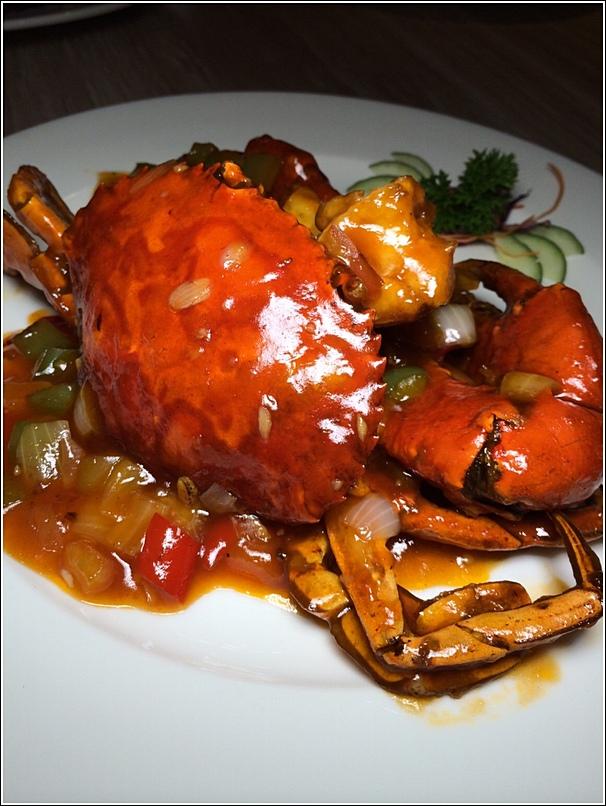 Parkroyal marine harvest sweet n sour