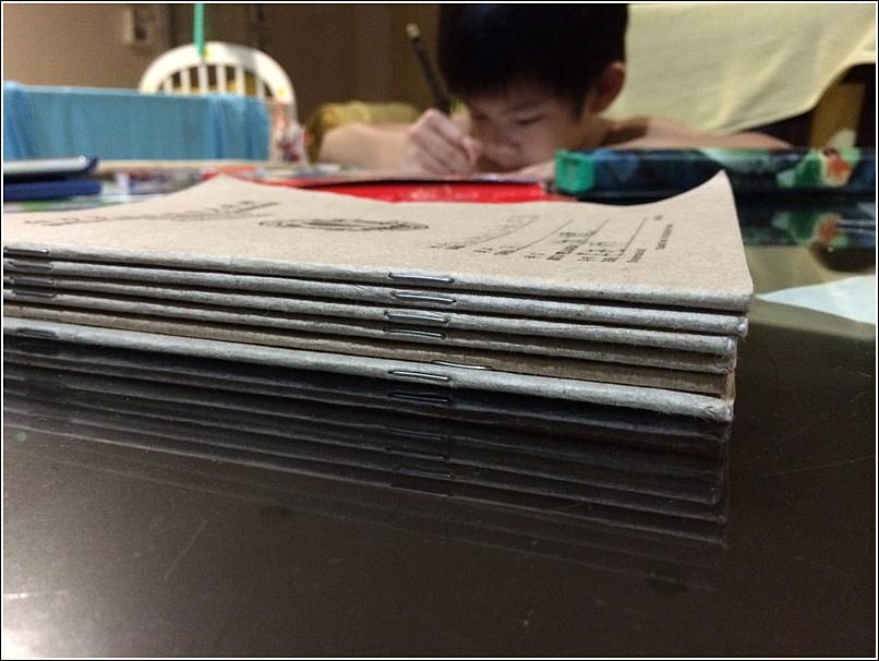 Wrap books