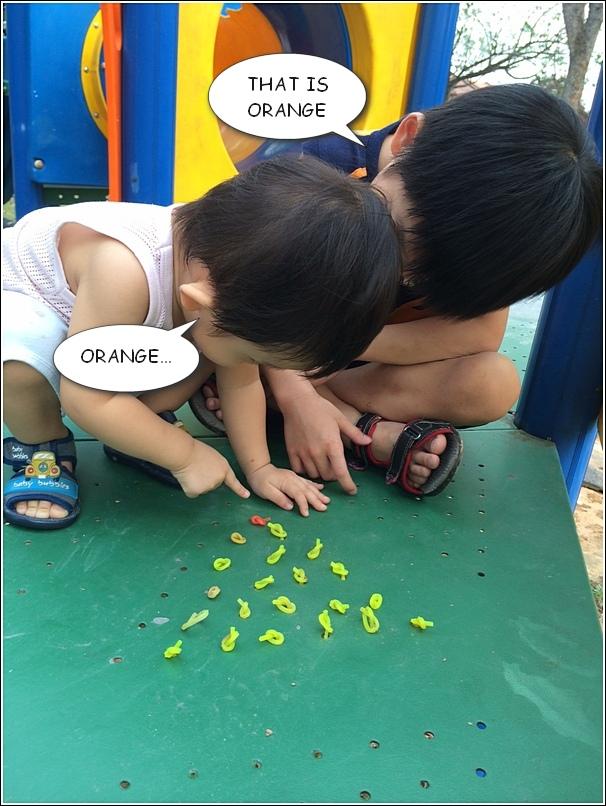outdoor learning activities for children