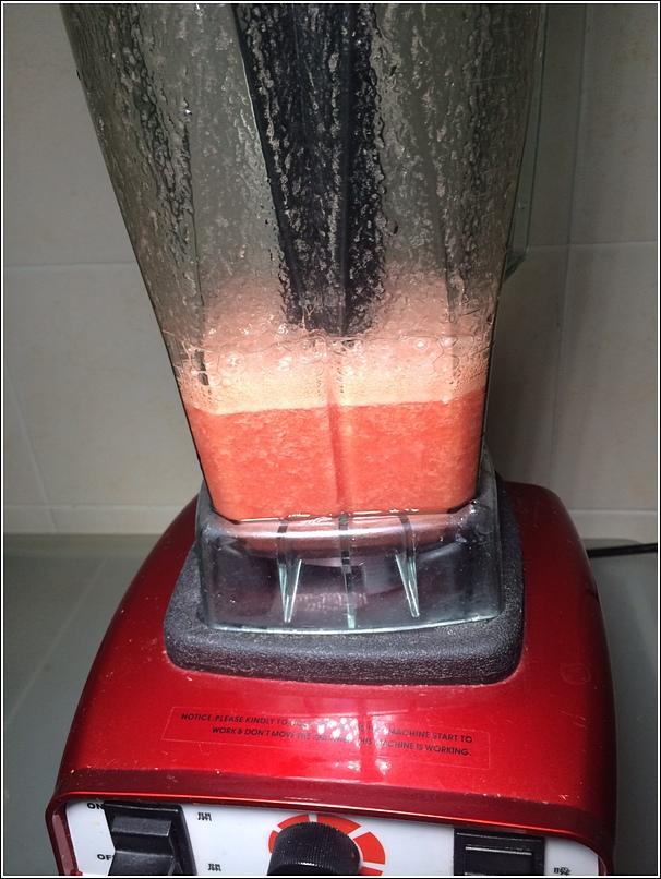 watermelon cooler diy 1