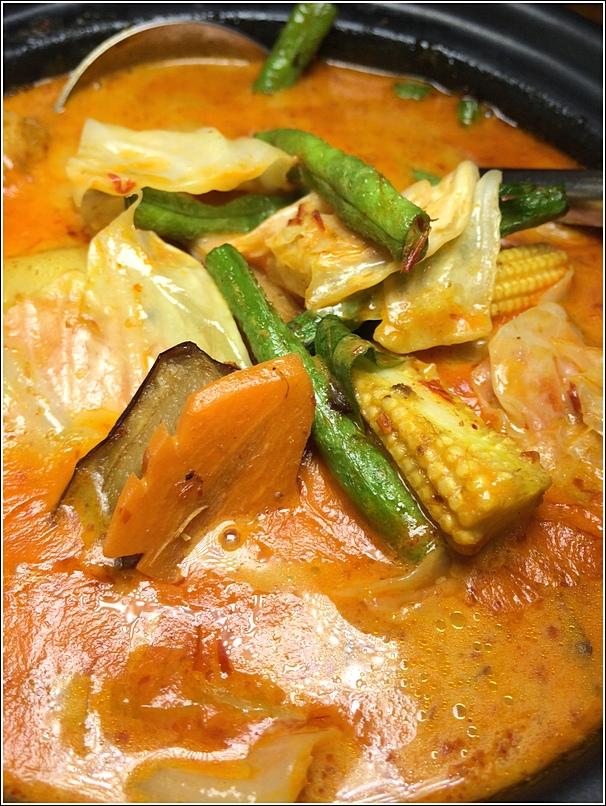 Be Lohas Healthy Vegetarian Cuisine curry