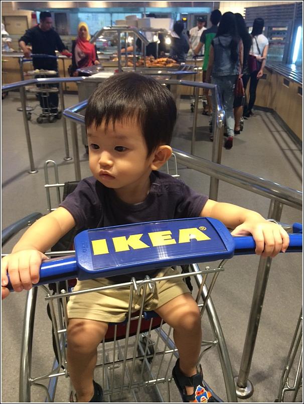 IKEA trolley