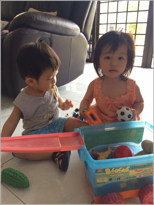 Malacca babies