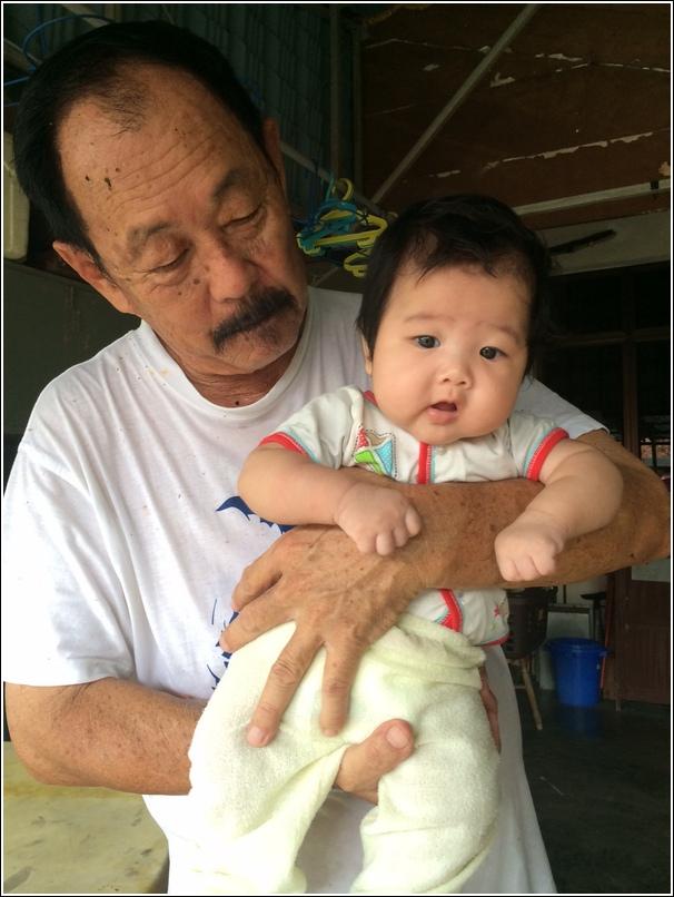 Malacca baby