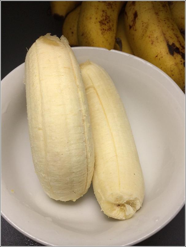 homemade banana choco popsicle 1