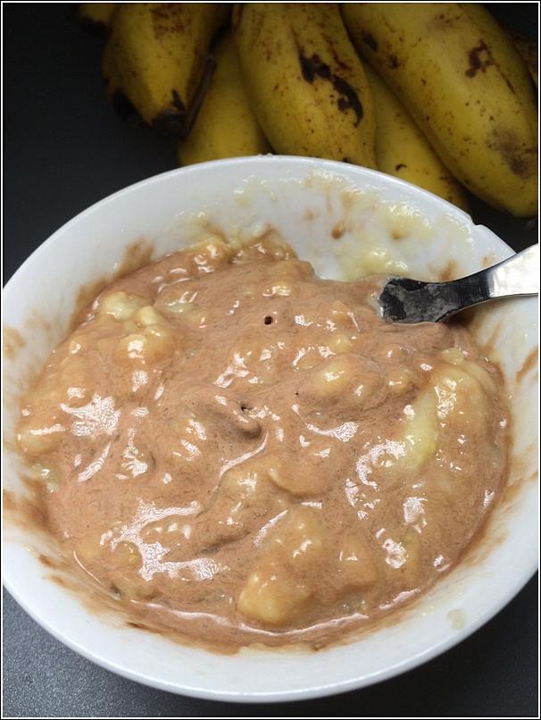 homemade banana choco popsicle 3