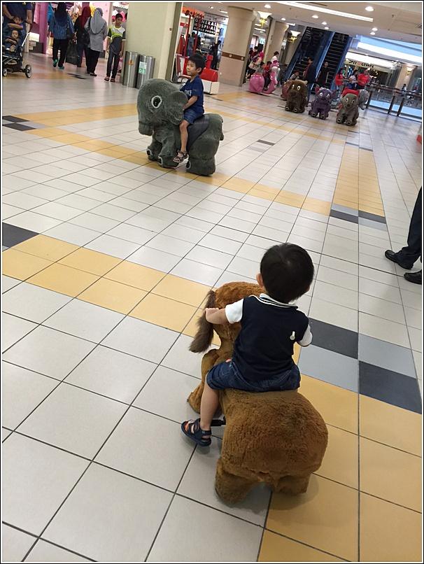 Animal kiddy ride 1