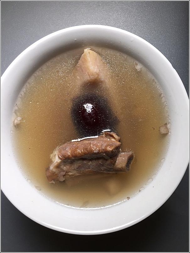 Delicous guava soup
