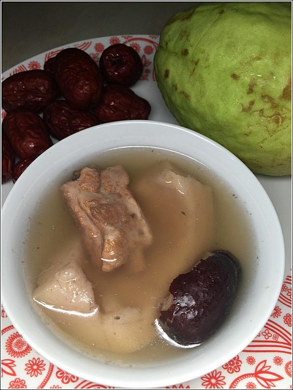 Guava soup benefits