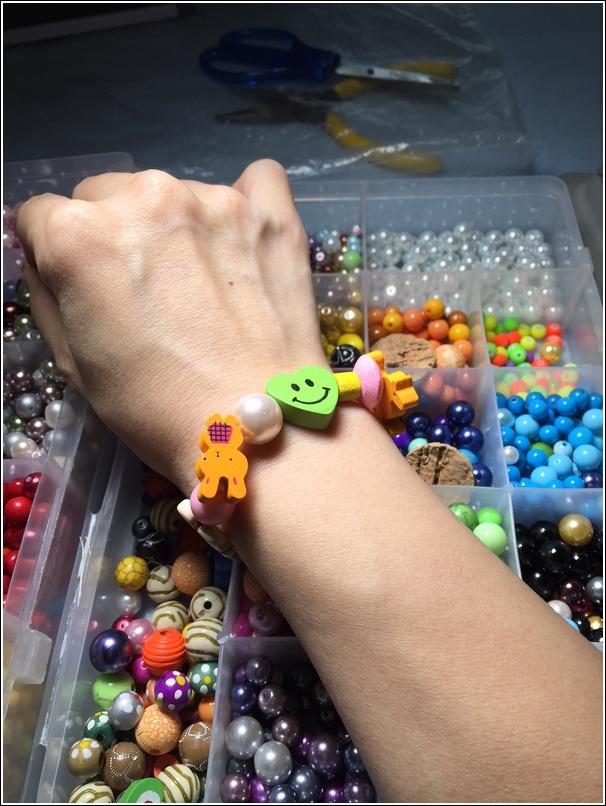 Kelvin Gems bracelet for little girls