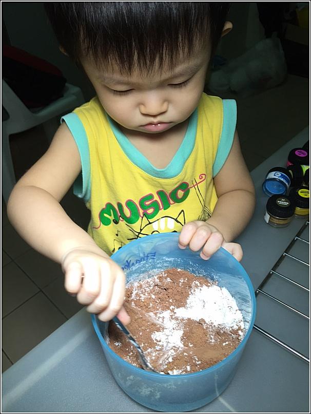 Moist Chocolate Cake recipe Rice Cooker Bake