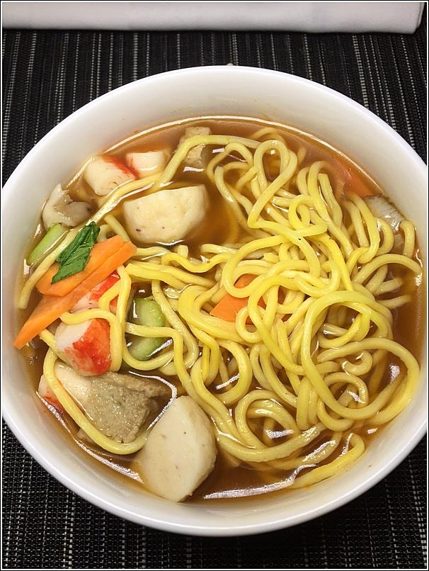 Prawn noodles pullman