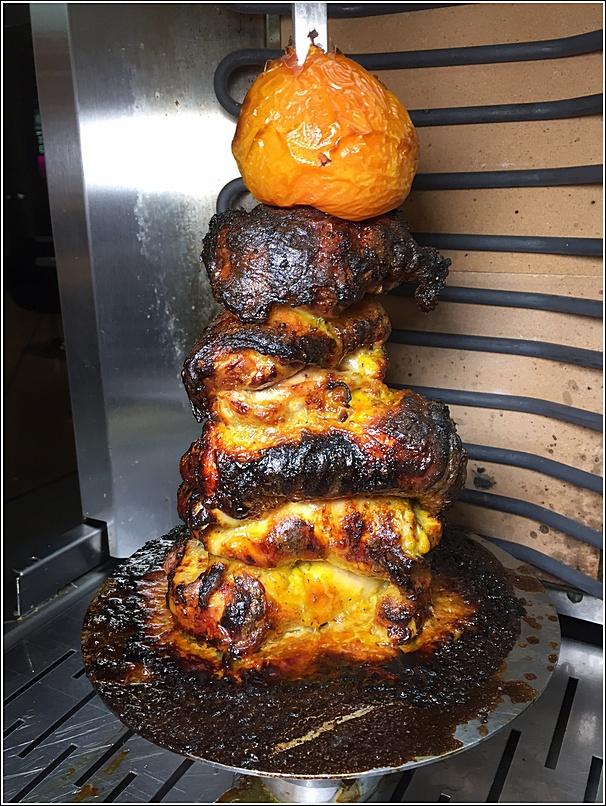 Pullman ramadan kebab