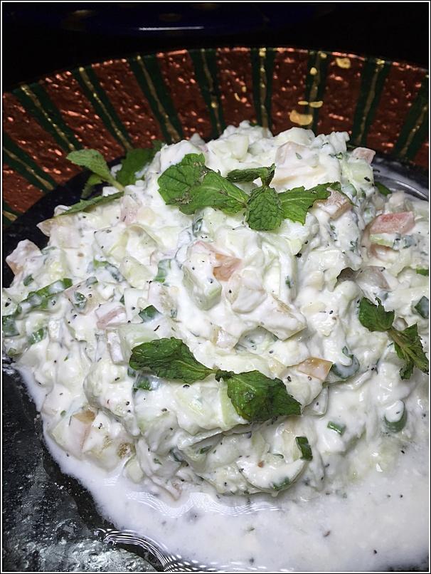 Pullman ramadan salad