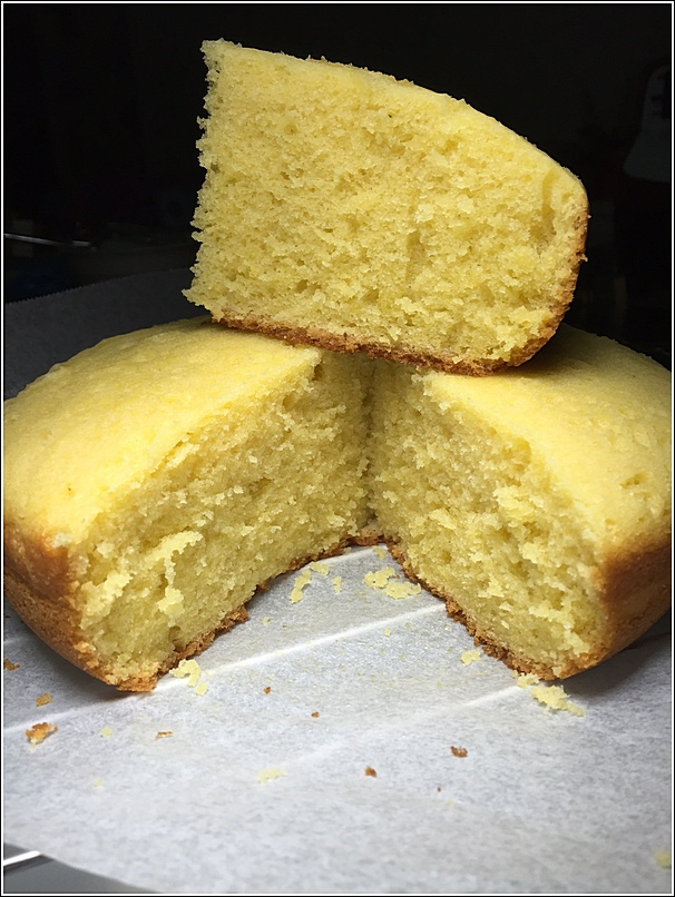 Rice Cooker Bake Butter Cake 8