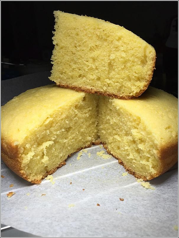 Rice Cooker Bake Butter Cake 8