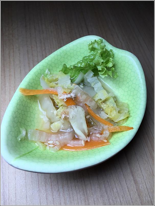 Senjyu appetizer