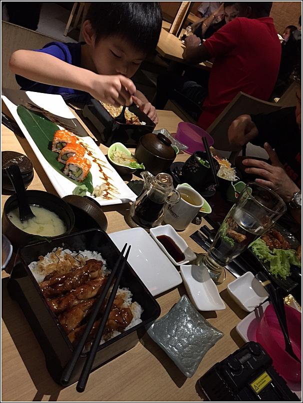 Senjyu dinner