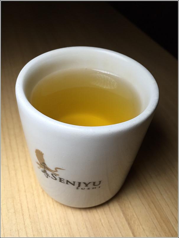 Senjyu green tea