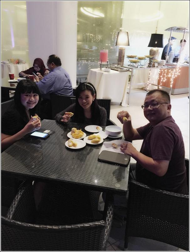 ramadhan buffet pullman durian musang king