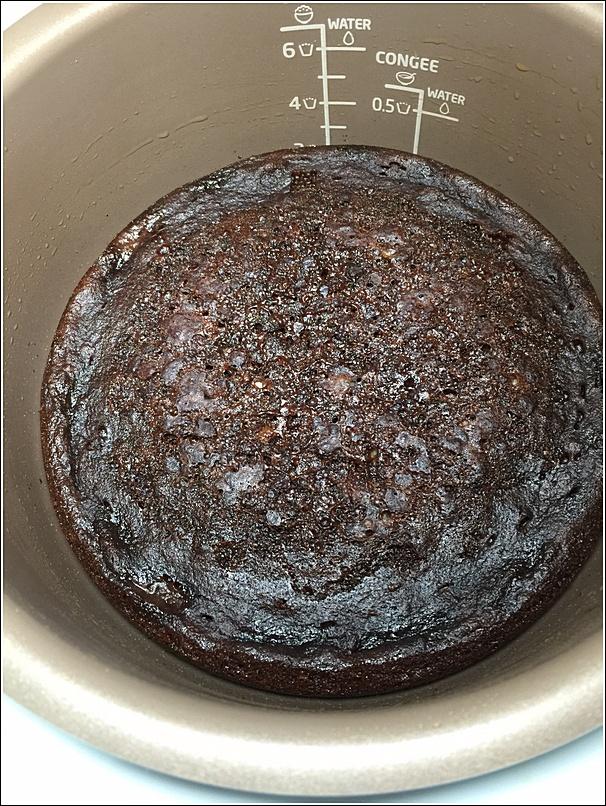 simple Moist Chocolate Cake recipe 8