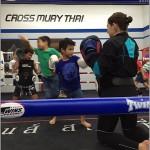 Cross Muay Thai Jaya One The School