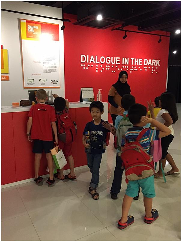 Dialogue In The Dark Jaya One