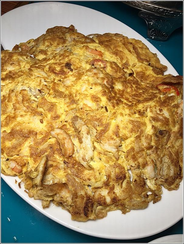 Genting Resort Seafood egg