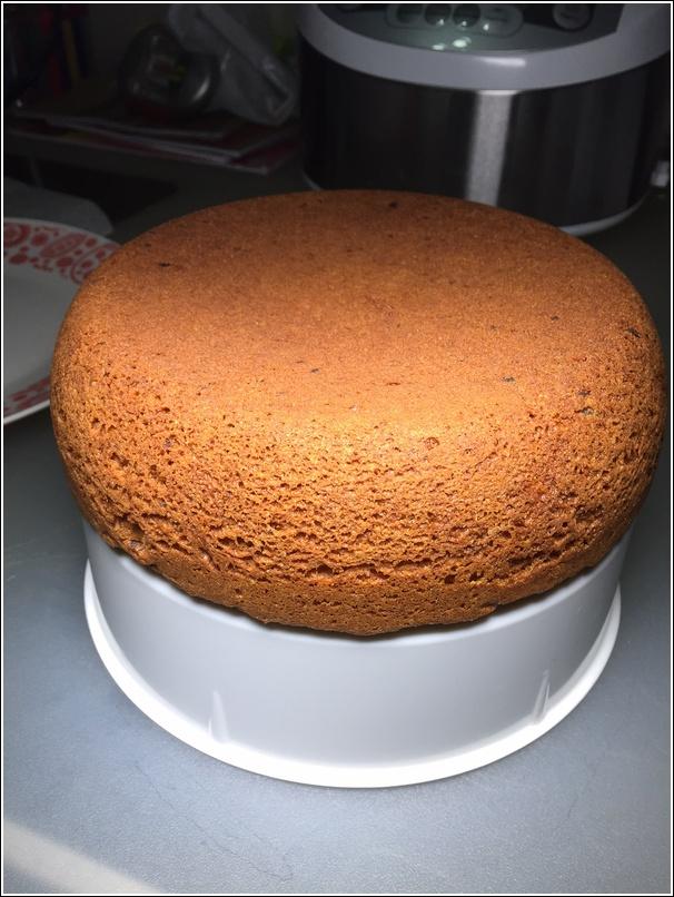 Kurma Cake Resipi 9